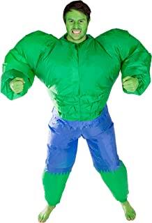 Bodysocks® Disfraz Hinchable de Hulk Adulto