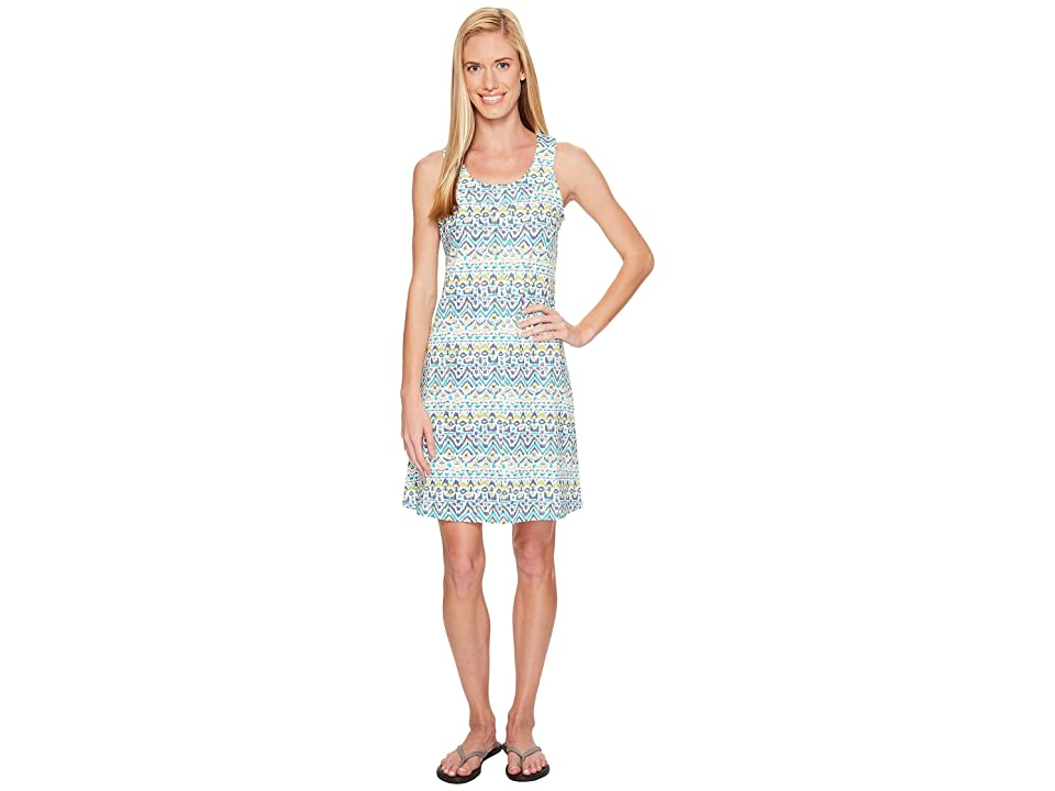 Aventura Clothing Pearson Dress (Viridian Green) Women