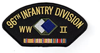 96th infantry division ww2