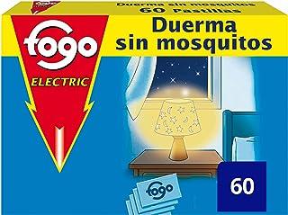 Fogo Anti-Mosquitos Insecticida Insectos 60 Pastillas para