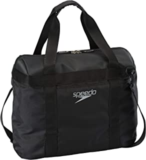 Speedo Unisex-Adult Gym2pool Tote Bag, Speedo Black