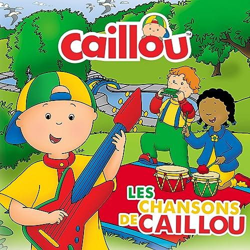 Les chansons de Caillou [Clean] by Caillou on Amazon Music