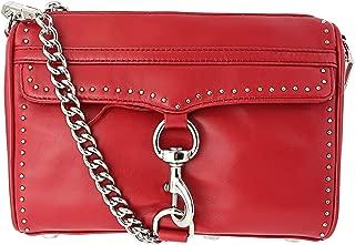 Rebecca Minkoff Women's Mini M.A.C. Leather Cross Body Bag