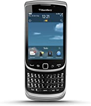 BlackBerry Torch 9810 Unlocked Gsm Hspa Os 7.0 Slider Phone Zinc Grey Gray