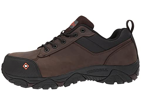 a429aabc6fd Merrell Work Moab Rover Lace CT | Zappos.com