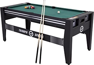"Triumph 72"" 4 in 1 Multi-Game Swivel Table"