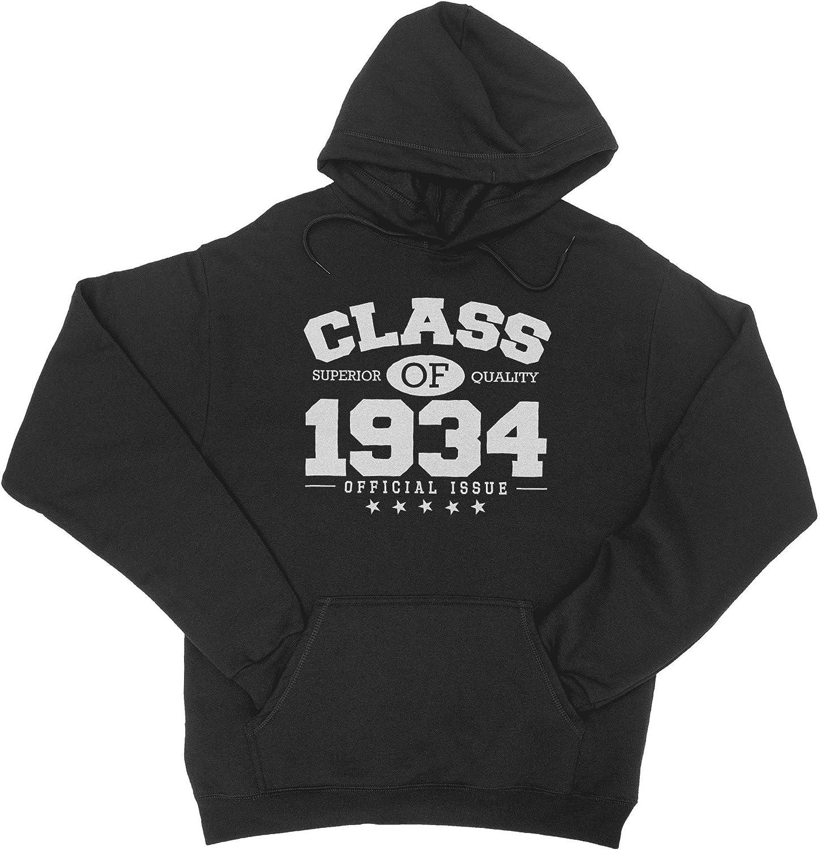 HARD EDGE DESIGN Unisex Brand Cheap Sale Venue of 1934 Class Sweatshirt Dedication