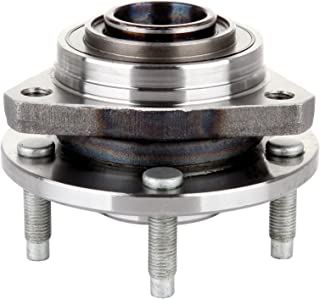 ECCPP Front Wheel Hub Bearing Assembly fit for 2004 2005 2006 2007 2008 Chevy Malibu Pontiac G6 5 Lugs Compatible with 513215
