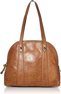حقيبة يد من الجلد بتصميم مقبب من FRYE Melissa