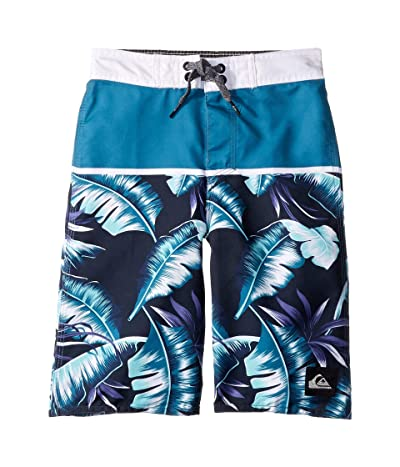 Quiksilver Kids Everyday Noosa 14 Boardshorts (Toddler/Little Kids) (Southern Ocean) Boy