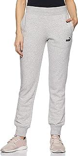 PUMA Pantalon en Sweat Essentials en Maille pour Femme