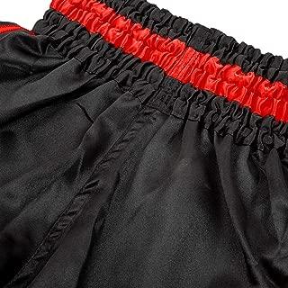 Venum Kids Bangkok Inferno Kids Muay Thai Shorts - Black/Red