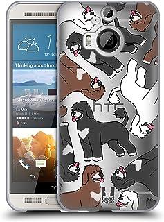 Head Case Designs 繝昴Ν繝医ぐ繝シ繧ケ繝サ繧ヲ繧ゥ繝シ繧ソ繝シ 繝峨ャ繧ー繝悶Μ繝シ繝峨・繝代ち繝シ繝ウ・・HTC One M9+ 蟆ら畑繧ス繝輔ヨ繧ク繧ァ繝ォ繧ア繝シ繧ケ