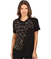 Versace Collection - T-Shirt with Stars