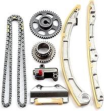 CTCAUTO Timing Chain Kit for 2003 2004 2005 2006 2007 Honda Accord 2.4L 2354CC l4 Gas DOHC Naturally Aspirated
