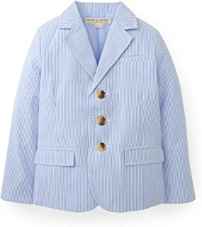 Boys' Seersucker Suit Jacket