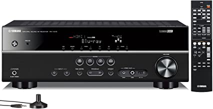 Yamaha RX V375 5.1 Channel 3D A/V Home Theater Receiver (Discontinued by Manufacturer)