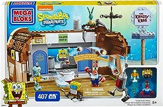 Bob Esponja - Robo en el Krusty Krab (Mega Bloks 94613)