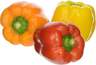 Fresh Produce Tri-Color Peppers, 14 oz(us)