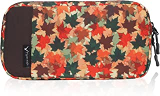 Hynes Eagle Travel Bag Universal Electronics Case Accessories Organizer Bag for USB Phone Storage Bag Maple