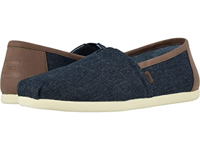 TOMS Alpargata 3.0 (Dark Denim) Men
