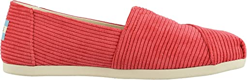 TOMS Red Micro Cord