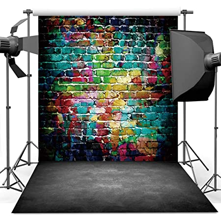 5x5FT Vinyl Wall Photography Backdrop,Mystic,Mystic Dark Forest Artsy Background for Baby Birthday Party Wedding Studio Props Photography