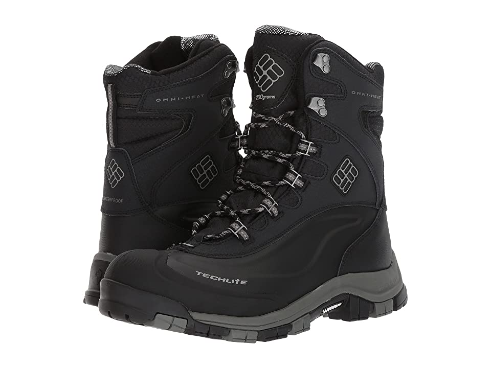 Columbia Bugaboot Plus Omni-Heat Michelin (Black/Boulder) Men