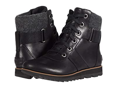 SOREL Harlow Conquest (Black) Women