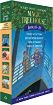 Magic Tree House Books 17-20 Boxed Set: The Mystery of the Enchanted Dog (Magic Tree House (R))
