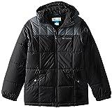 Columbia Wasserabweisende Jacke für Jungen, Gyroslope Jacket, Nylon, Schwarz, G