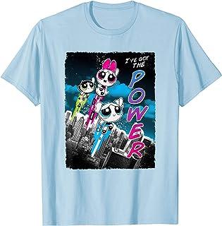 Cartoon Network The Powerpuff Girls Power Skyline T-Shirt
