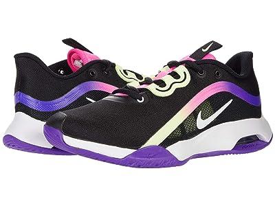 Nike Air Max Volley (Black/White/Liquid Lime/Pink Blast) Women