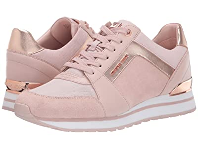MICHAEL Michael Kors Billie Trainer (Soft Pink) Women
