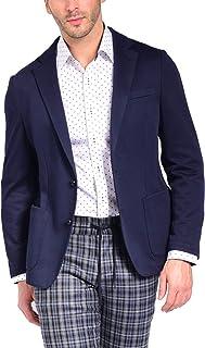 Craft & Soul Men's Slim Fit Casual Knit Blazer Sport Coat Jacket