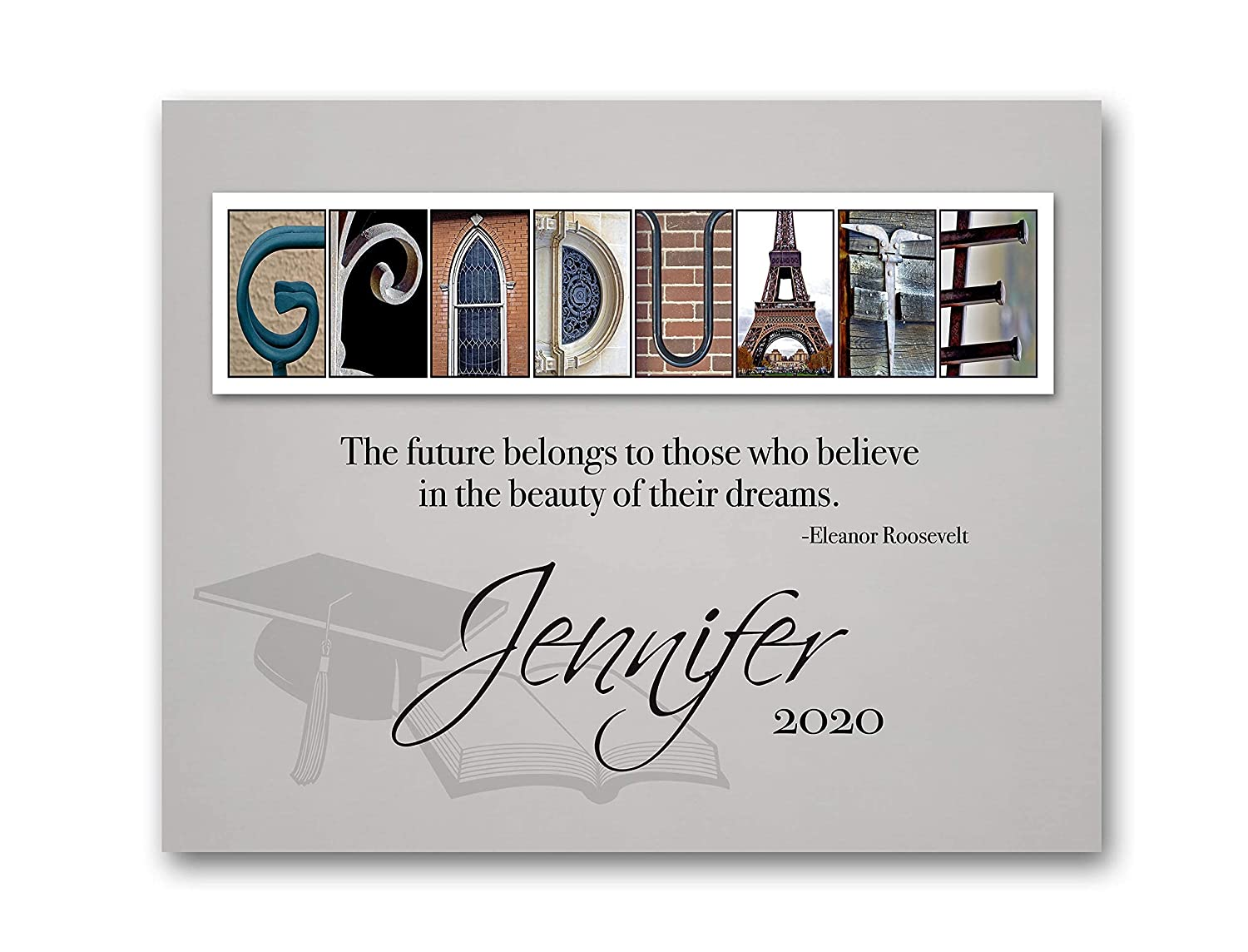 Personalized Graduation Gift for Him or School Over item handling ☆ Her - High Max 77% OFF Gradua