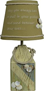 AHS Lighting L2137BL-UP1 Shell Buoy Accent Lamp, 7