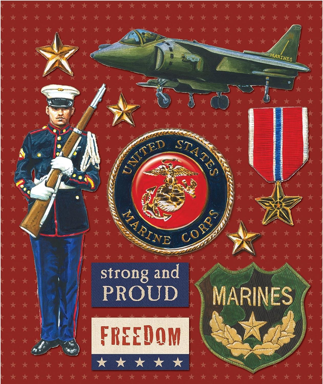 Life's Little Little Little Occasions Sticker Medley-Marines B0040X3QA4 | Wunderbar  35e28f