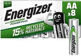 Energizer - Pilas Recargables 8 Unidades