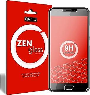 ZenGlass nandu I flexibel glasfilm kompatibel med Acer Liquid Z6 Plus I skärmskydd 9H I (mindre än den böjda displayen)