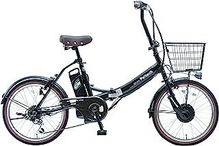 PELTECH(ペルテック) ノーパンク 折り畳み電動アシスト自転車 20インチ 折り畳み外装6段変速 (TDN-206LN) 【簡易組立必要品】