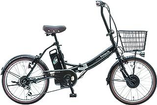 PELTECH(ペルテック) 折り畳み電動アシスト自転車 20インチ折り畳み外装6段変速 【簡易組立必要品】(TDN-206) ペルテック(Peltech)