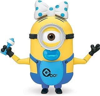 Acci?n Minion jefe DX Figura Build-a-minion beb? Carl Kaito pegamento (jap?n importaci?n)