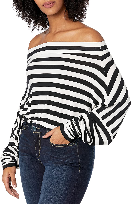Norma Kamali womens All in One Bodysuit