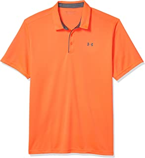 Under Armour Tech Polo Mens Polo - Polo Transpirable de Corte ...