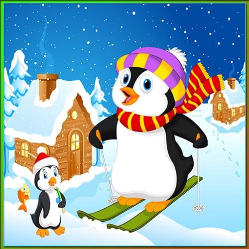 Pinguin Liebesgeschichte - Lebenspflege
