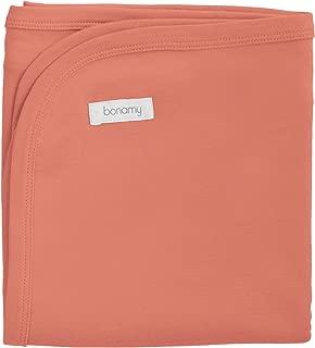 bonamy Baby Organic Cotton Swaddling Blanket