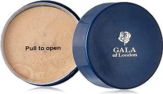 Gala of London Pearl Face Powder, Rosy Glow, 40g