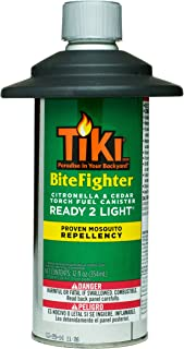 Tiki Brand Bitefighter Torch Fuel, 12 Ounce Canister