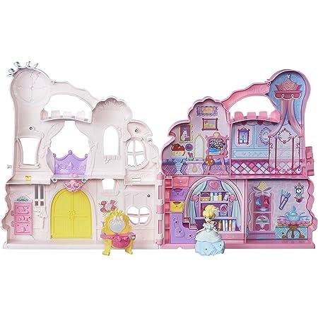 Disney PRINCESS Little Kingdom CASTLE 5 ROYAL SPARKLE Princess Dolls LOT 2